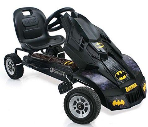 Hauck T90230   Batmobile Go Kart für 107€ (statt 195€?)