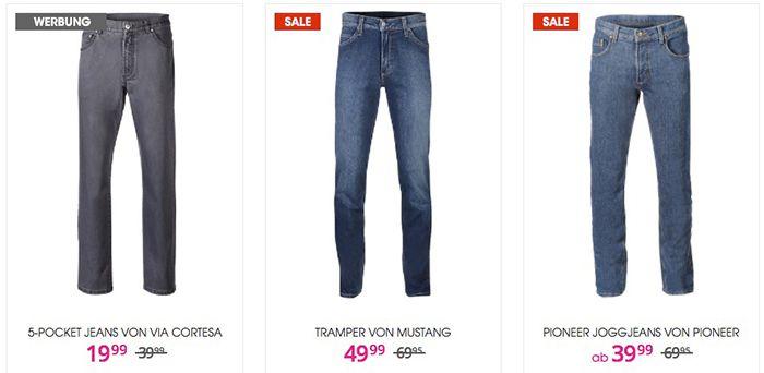 Adler mit 50% auf bereits reduzierte Hosen   Hosen bereits ab 14€!