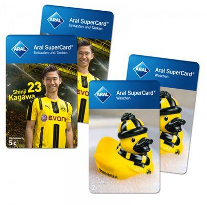 Aral Supercard für 30€ kaufen und 12€ Waschgutscheine gratis erhalten