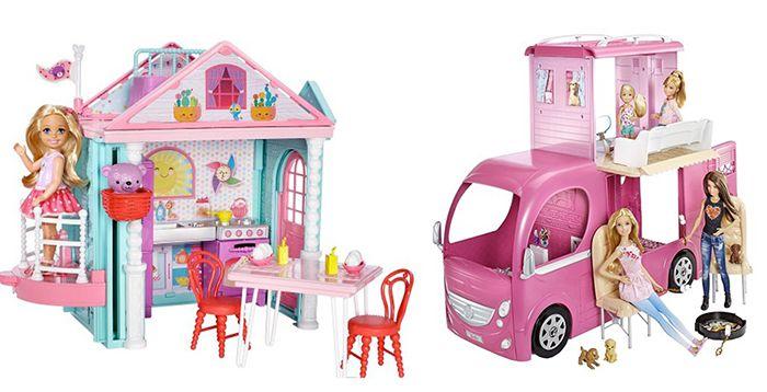 20% Rabatt auf alle Barbie Artikel bei ToysRUs   z.B. Barbie Hundeabenteuer Ferien Camper für 64€ (statt 80€) bis Mitternacht