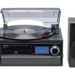Medion E69402 Schallplatten- und Kassettendigitalisierer für 94,95€ (statt 126€)