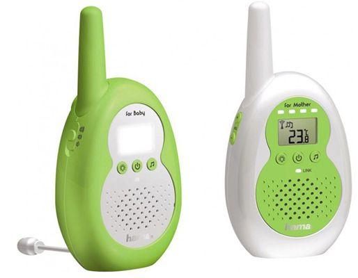 Hama Baby Control BM100 Babyphone für 22,94€ (statt 30€)