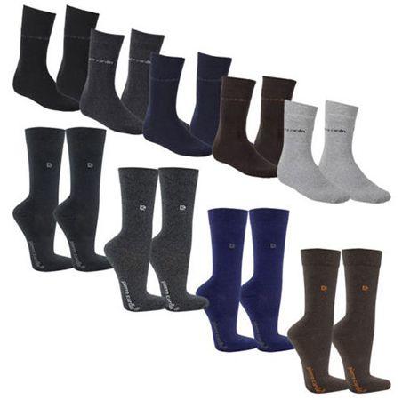 18er Pack Pierre Cardin Herren Business Socken für nur 16,99€
