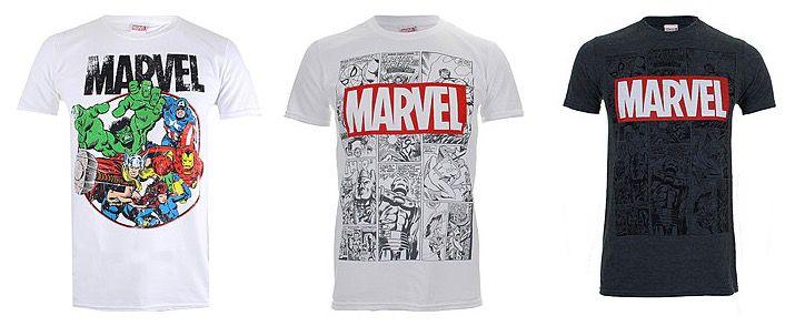 Marvel Sale bei brands4friends mit bis zu 65% Rabatt   z.B. T Shirts ab 9,99€