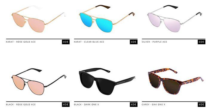 Wieder da! Hawkers polarisierte Sonnenbrillen ab 30€ + 2. Brille geschenkt