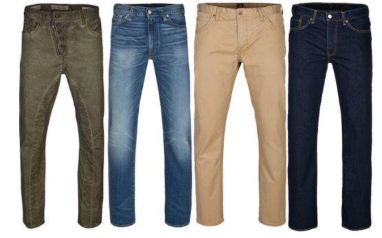 Bildschirmfoto 2017 03 28 um 08.59.28 Jeans & Hosen Ausverkauf bei Outlet46   z.B.  Lee Hosen schon ab 4,99€
