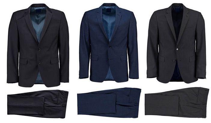 JOOP Herren Anzug Finch Brad in versch. Farben für je 214,90€ (statt 254€)