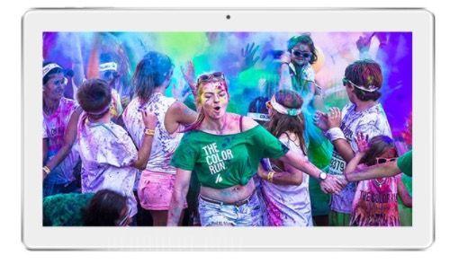 Cube iwork1x   11,6 Zoll Full HD Tablet mit 64GB + Win 10 & Android für 136,92€ (statt 186€)