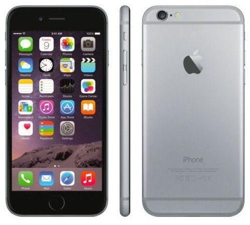 Apple iPhone 6 64GB für 79,90€ (statt 190€)   Gebrauchtware