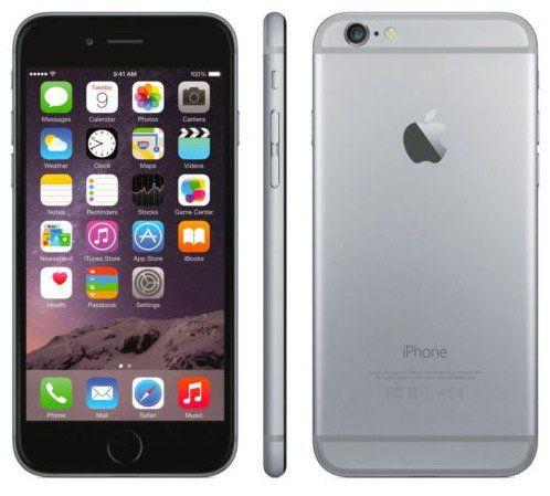 Apple iPhone 6 64GB für 379,95€ (statt 530€)   refurbished mit neuem Akku!