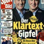 Sport Bild Jahresabo mit 51 Ausgaben für 109,65€ + 80€ Gutschein