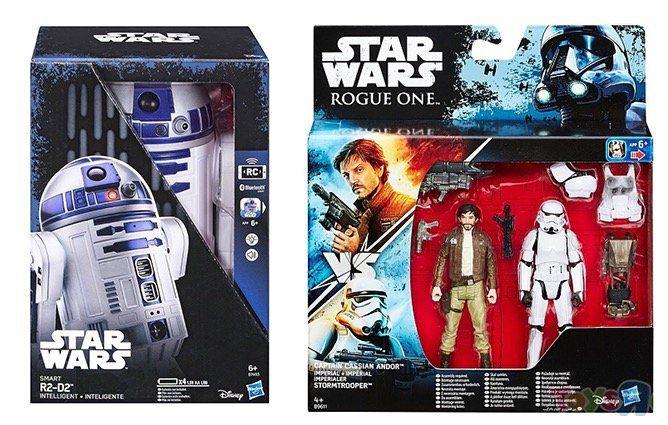 40% Rabatt auf Hasbro Star Wars Artikel bei ToysRUs   z.B. Smart R2 D2 für 60€ (statt 80€)