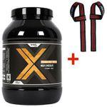 2kg ShapeOne Premium Whey Protein + Zughilfen für 25,92€ (statt 38€)