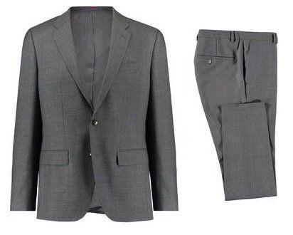Knaller! Tommy Hilfiger Anzug in Fitted Fit für 152,91€