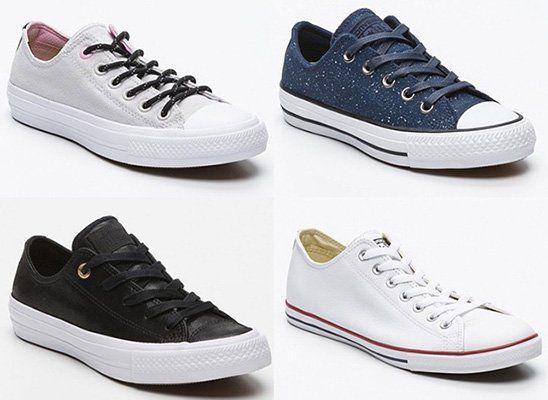 Converse Sale bei vente privee   z.B. Sneakers Chuck Taylor Lean Ox für 37€ (statt 49€)