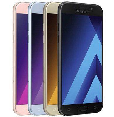 Samsung Galaxy A5 (2017)   5,2 Android Smartphone 32GB für 219,90€