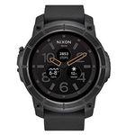 Nixon Mission Smartwatch mit Gorilla Glas für 206,89€ (statt 277€)