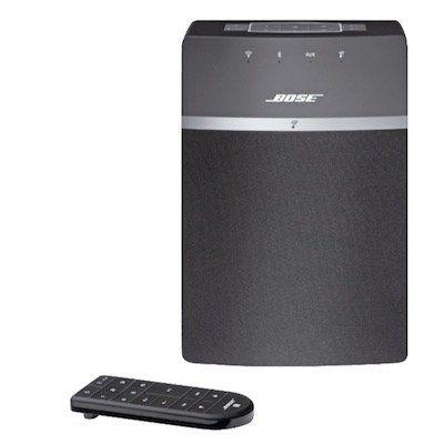 Bose SoundTouch 10 Multiroom Lautsprecher für 140,28€ (statt 165€)