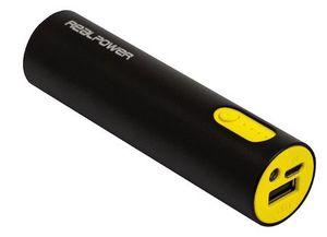 Realpower PB 260 Powerbank mit 2.600 mAh für 2,99€ (statt 7€)