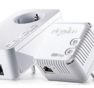 devolo dLAN 500+ WiFi Starter Kit für 59,90€ (statt 76€)