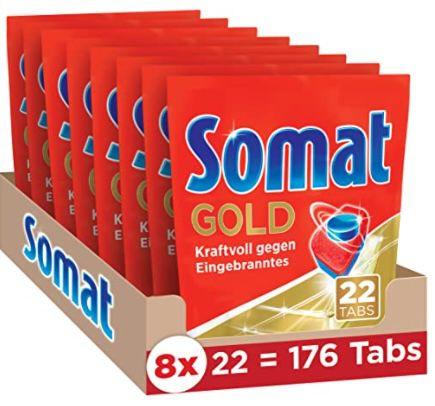 176er Pack Somat Tabs Gold ab 19,95€ (statt 25€)