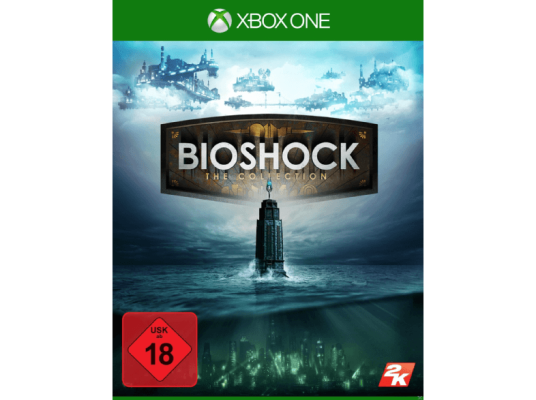 Vorbei! BioShock   The Collection (Xbox One) für ~16€ (statt 25€)