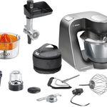 Bosch MUM59M54 – 1000Watt Küchenmaschine mit reichlich Zubehör für 299€