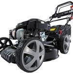 BRAST Benzin Rasenmäher 20196 Deluxe mit Radantrieb und Mulchfunktion für 269€