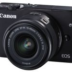 Canon EOS M10 Kit + 15-45mm Objektiv – 18MP Systemkamera ab 249€ (statt 305€)