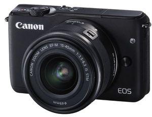 CANON EOS M10 300x232 Systemkameras   Aktuelle Modelle im Vergleich