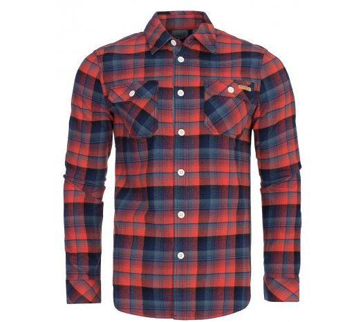 CHIEMSEE Orwe Herren Karo Hemd für 29,99€ (statt 40€)