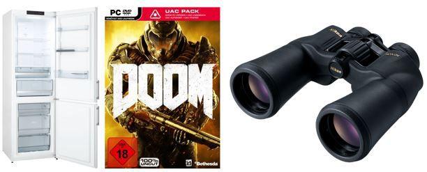 DOOM PC Saturn Online Offers vom Wochenende   z.B. DOOM   100% Uncut (Special Edition)   PC für 12,99€