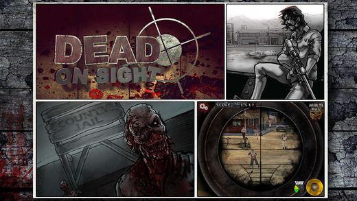 Dead on Sight (iOS) kostenlos statt 1,99€