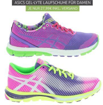 asicsGel Lyte33   Damen Laufschuhe für 27,99€