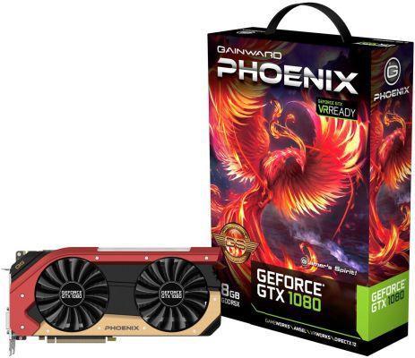 GTX 1080 Gainward GTX 1080 Phoenix Golden Sample mit 8GB für nur 599€ (statt 653€) + gratis Spiel