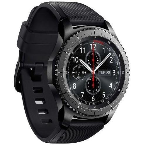 Gear S3  Samsung Gear S3 Frontier R760 Android Smartwatch statt 349€ ab 293,17€