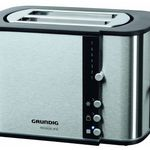 Grundig TA 5260 Premium-Toaster mit 870 Watt für 22,99€ (statt 31€)