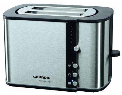 Grundig TA 5260 Premium Toaster mit 870 Watt für 22,99€ (statt 31€)