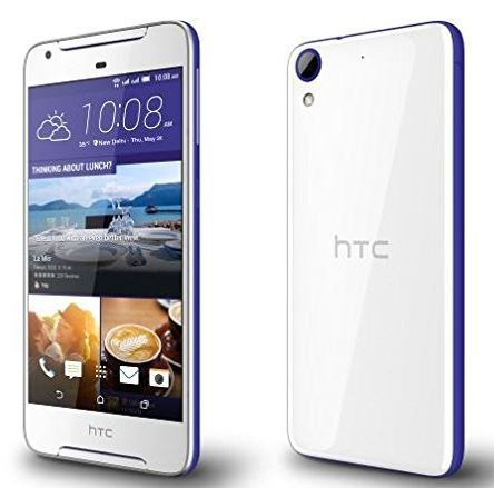 HTC krass HTC Desire 628   16 GB Kobaltweiß Dual SIM statt 200€ für 129€ + Adidas Fußball