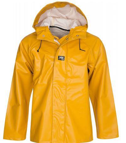 Helly Hansen  Workwear Nusfjord Regenjacke für 19,99€