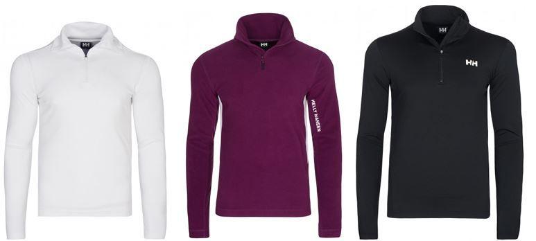Helly Hansen Herren Ski Pullover in 5 Farben für je 14,99€