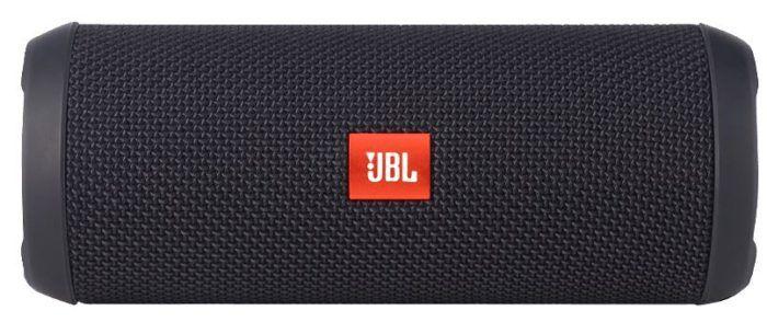JBL Flip 3   portabler Spritzwasserfester Bluetooth Lautsprecher schwarz für 60,95€ (statt 76€)
