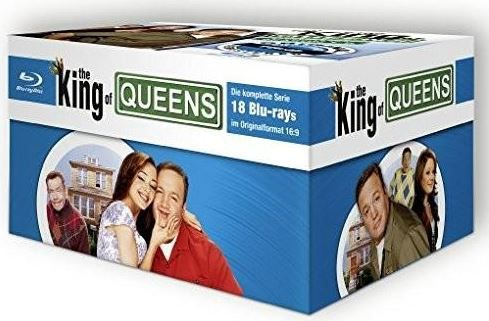 King of Queens Thalia mit 15% Rabatt auf Spiele, Musik & Filme u.a. King of Queens 18 Blu rays für 50,99€