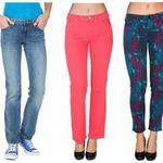 Wrangler & Lee Damen Jeans – Restgrößen ab 7,99€
