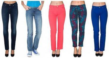 Wrangler & Lee Damen Jeans   Restgrößen ab 7,99€