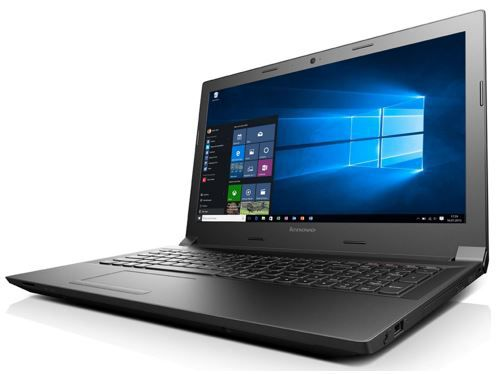 Lenovo günstiges Notebook Lenovo Notebook 15,6 Zoll   Intel Core 2,58 GHz   250 GB   Win 10 Pro für 215e