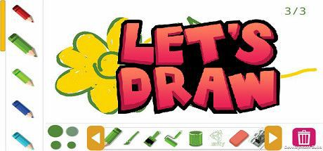 Lets Draw (Steam Key) gratis