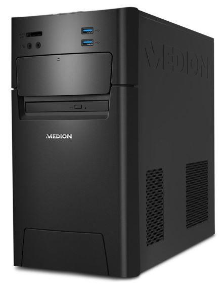 MEDION AKOYA P5314   Mini Tower PC mit: i5,2TB HDD, 128GB SSD, 8GB RAM für 539,99