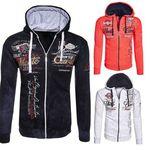 MT Styles – Herren Zipper Hoodies bis 4XL für je 19,90€