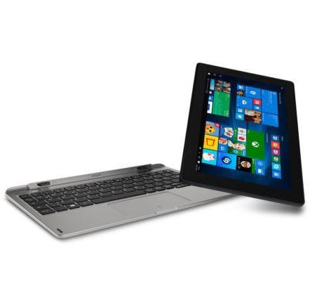 Medion Akoya E1240T   10 Zoll Convertible Notebookmit 64GB FlSpeicher für 166,99€ (statt 200€)   B Ware!